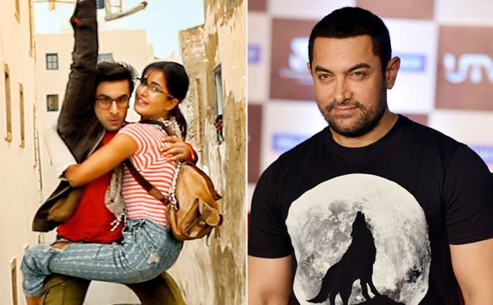 Aamir Khan upset over not being able to watch 'Jagga Jasoos'