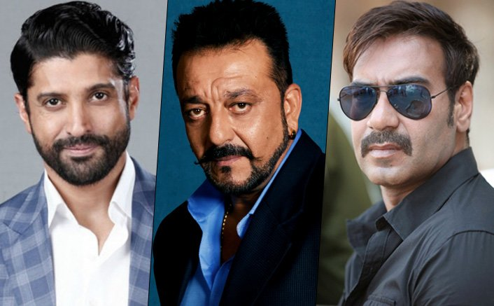 Ajay Devgn to cast Farhan Akhtar and Sanjay Dutt in his next production?