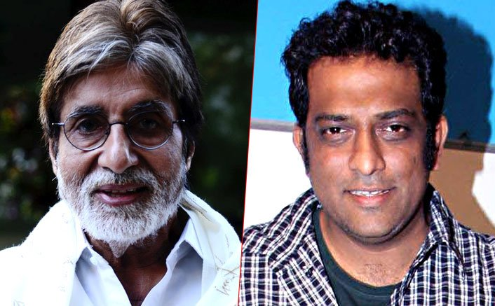 Anurag Basu 'amazed' to see the child in Big B