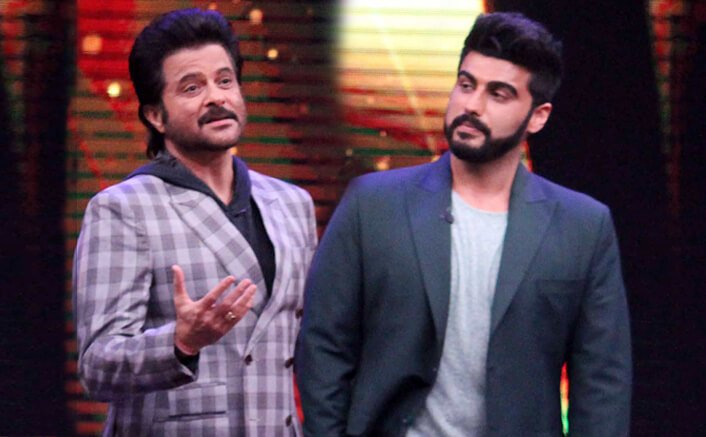 Working With Anil Kapoor Was My Dream: Arjun Kapoor