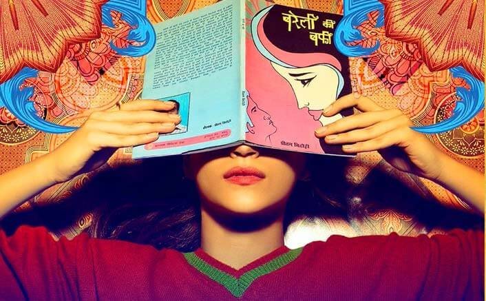 Here's The First Poster Of Kriti-Ayushmann Starrer 'Bareilly Ki Barfi