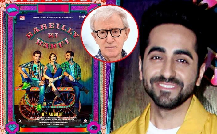 'Bareilly Ki Barfi' is a very much like Woody Allen films: Ayushmann Khurana