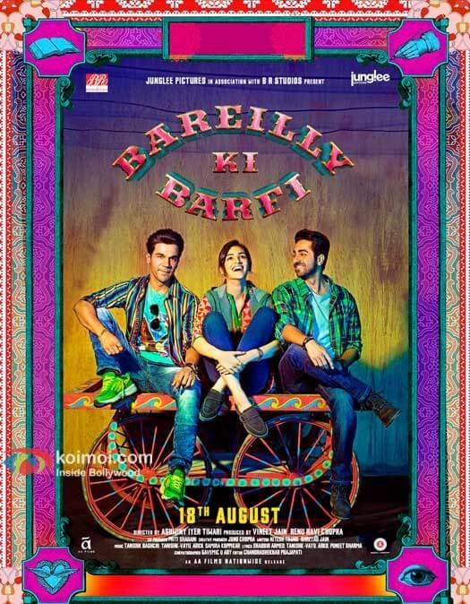 Bareilli Ki Barfi trailer: Rajkummar and Ayushmann hilariously fight for Kriti