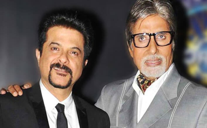 Big B advised Anil Kapoor to 'never' take a break