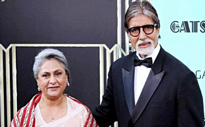 Big B 'proud' of wife Jaya's achievement