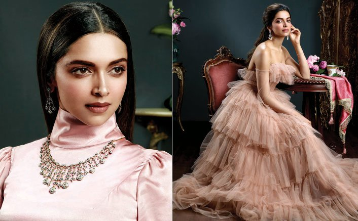 Deepika Padukone dazzles with Tanishq's Jewels of Royalty!