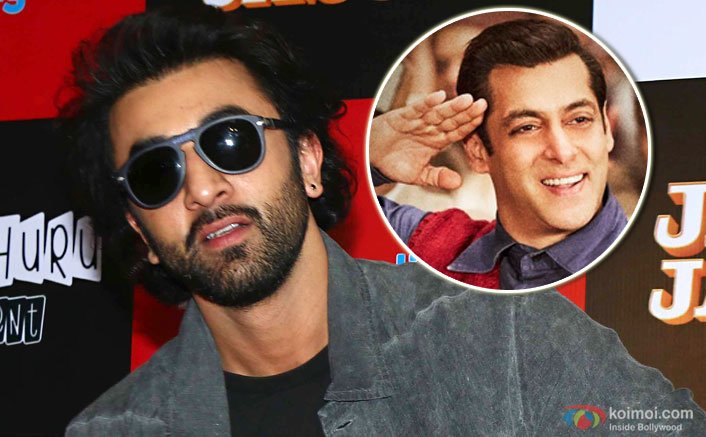 Ranbir's Comment On Salman Compensating To Distributors For Tubelight's Loss