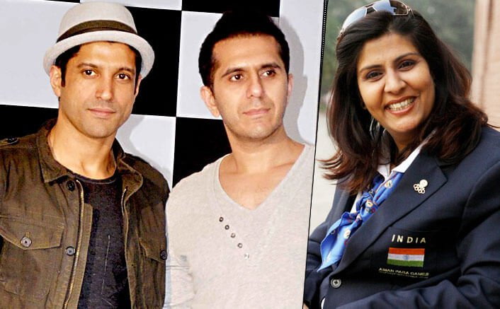 Farhan Akhtar and Ritesh Sidhwani all set to bring Deepa Malik's story onscreen!