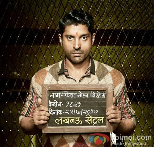 Farhan Akhtar's first look from Lucknow Central is out!