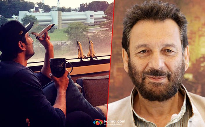 Fascinated by 'Chanda Mama Door Ke': Shekhar Kapur