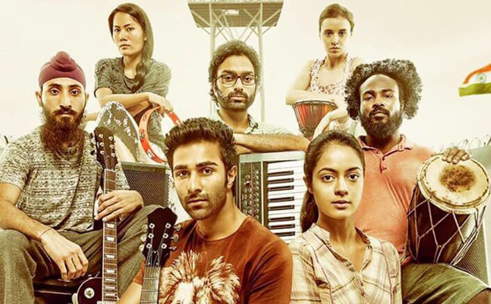 First Look Of Aadar Jain & Anya Singh starrer Qaidi Band is OUT!