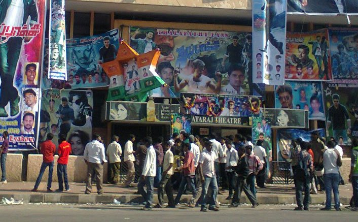 GST effect: Tamil Nadu theatres to shut down from July 3