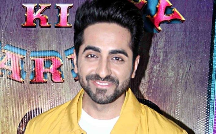 I'm open to doing experimental roles: Ayushmann