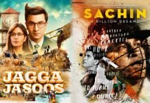 Jagga Jasoos Evicts Sachin: The Billion Dreams, Becomes 9th Highest Grosser Of 2017