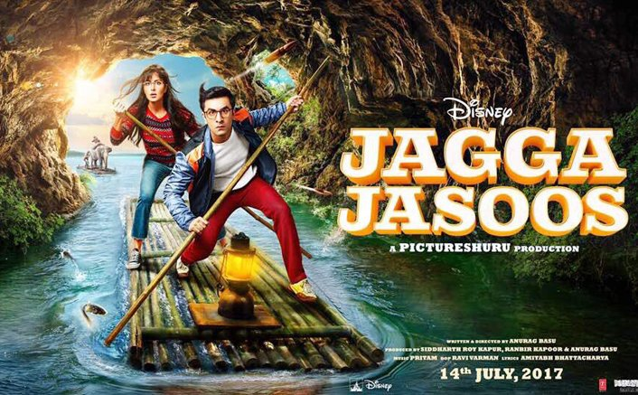 Jagga Jasoos Movie Review