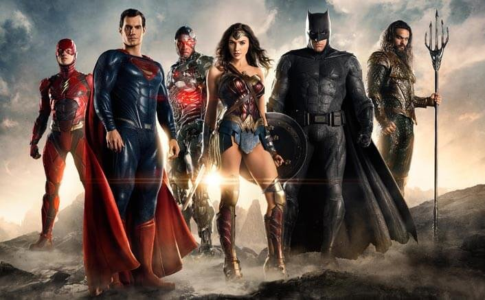 SDCC: New Justice League trailer debuts, Wonder Woman 2 confirmed