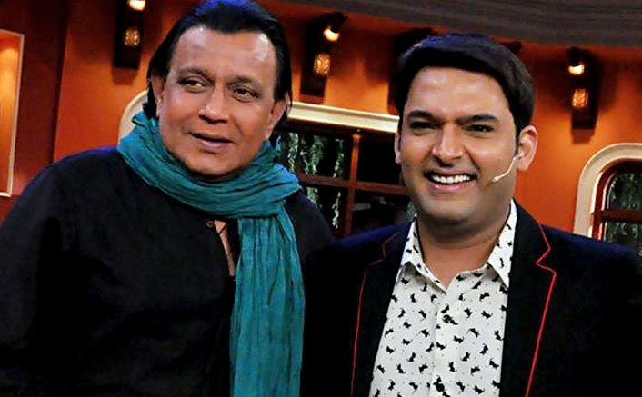 Kapil is most talented artist: Mithun Chakraborty