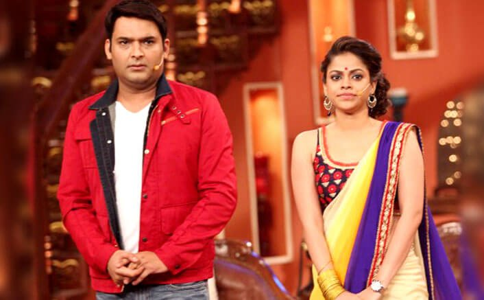 Kapil Sharma In Pressure Because Of Falling TRP Of His Show?