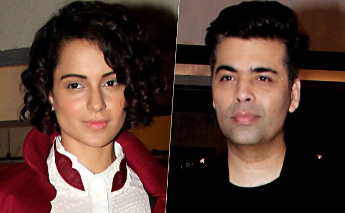 Karan Johar On 'Nepotism Rocks': We Went A Bit Too Far With The Kangana Mention