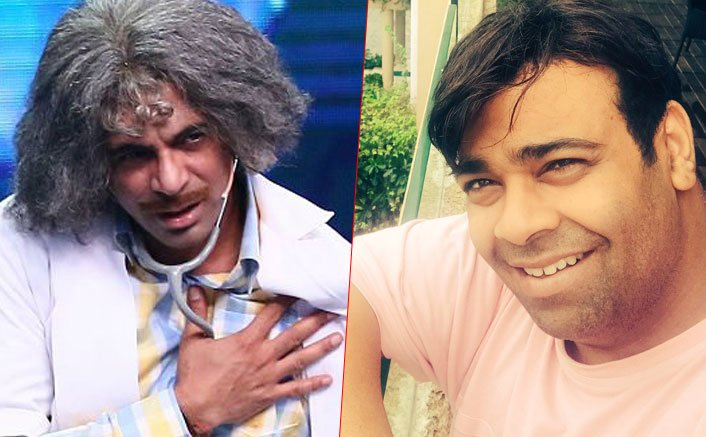 Sunil Grover upset with former team mate Kiku Sharda, here is why!