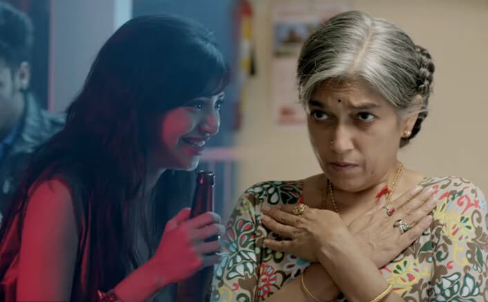 Lipstick Under My Burkha Character Promo out now. Meet Ushaji & Rehana!