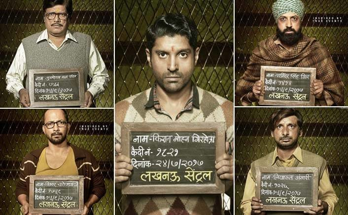 Lucknow Central's Character Posters Reveal The Team Of Fantastic Five