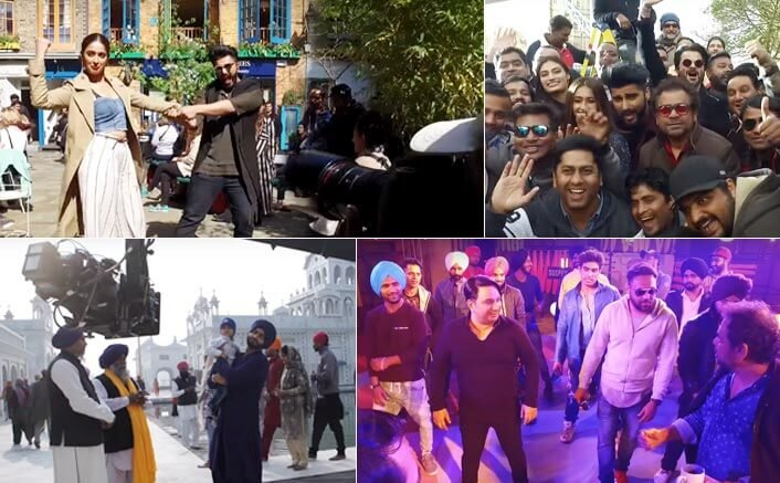Making of Jatt Jaguar: Arjun Kapoor calls it his most 'expensive song'