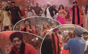 SUPER FUN Making Of The Goggle Song From Mubarakan