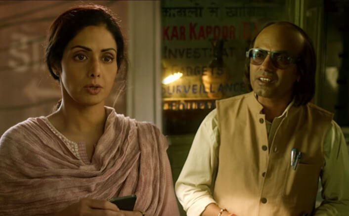 Mom grosses over 52 crores at the worldwide Box Office