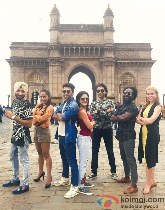 First Song: Qaidi Band's 'I Am India' launches at Gateway of India