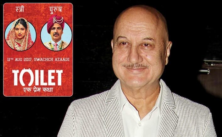 No access to toilet is an assault on privacy: Anupam Kher