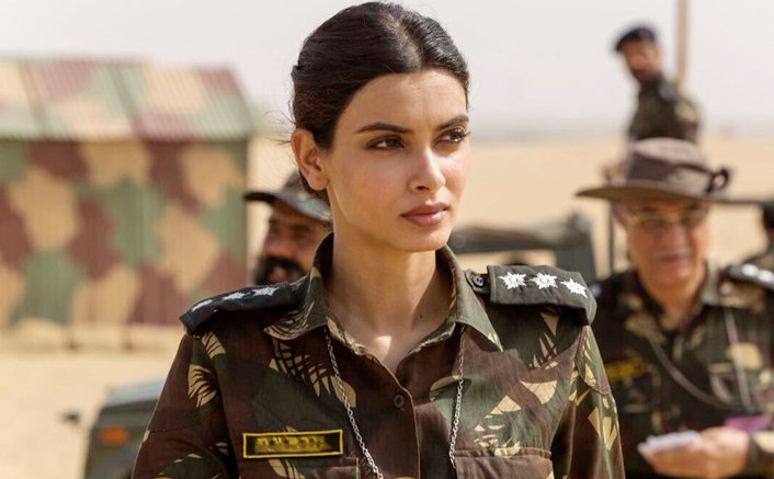 Parmanu's 1st Look: Diana Penty Is Seen Military Uniform