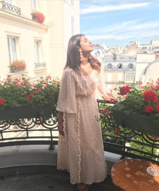 Be Prepared to get jealous after looking at PeeCee's Paris Vacation Pictures!