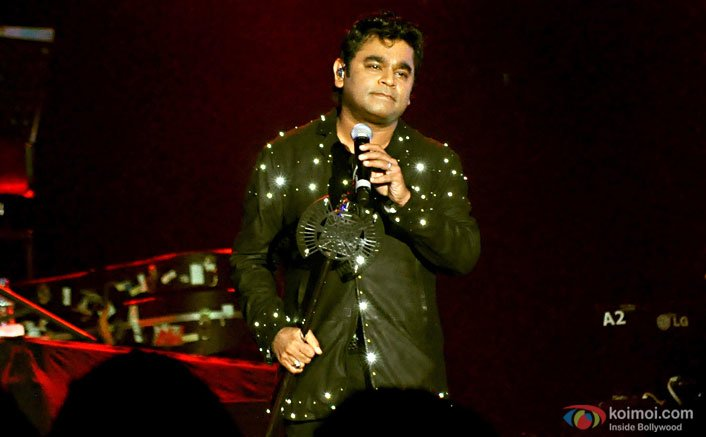 Rahman trolled for singing 'Tamil songs' at London concert
