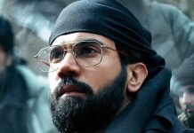 Rajkummar Rao plays Pakistani radical Omar Sheikh in Omerta
