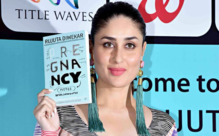 Rujuta Diwekar launches her new book on pregnancy alongside Kareena Kapoor Khan