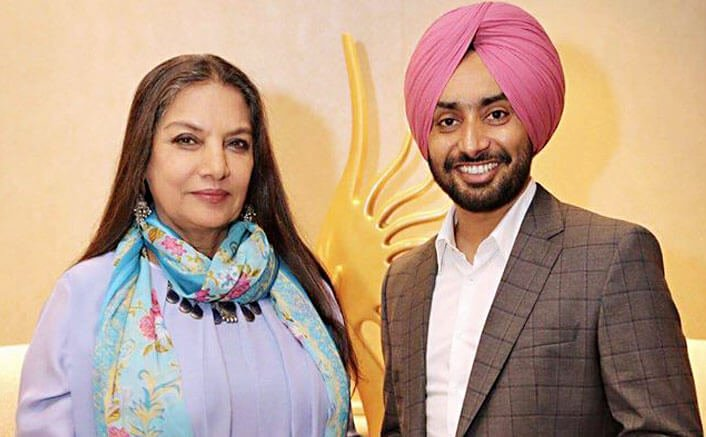 Satinder Sartaaj and Shabana Azmi starrer 'The Black Prince' trailer unveiled at IIFA
