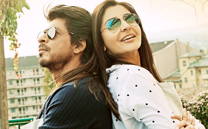 Shah Rukh and Anushka strike a pose in Jab Harry met Sejal's new poster