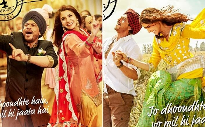 Shah Rukh Khan & Anushka Sharma's New Posters Of Jab Harry Met Sejal Are Vivid & Vibrant