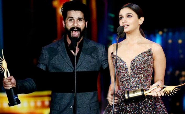 Shahid, Alia win Best Actors at IIFA 2017 for 'Udta Punjab'