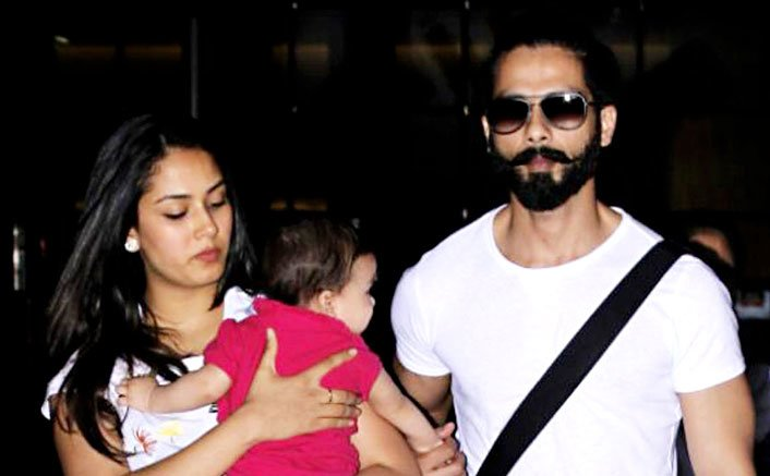 Shahid Kapoor And Mira Rajput Ready For Second Baby