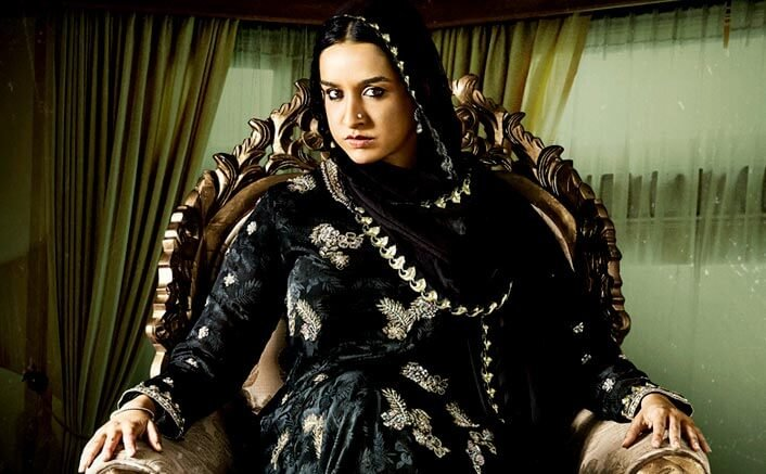 Shraddha Kapoor Looks Intense And Grim In The Latest 'Haseena Parkar' Poster