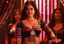 Sunny Leone Looks Super Hot In Her First Look Still Of Baadshaho