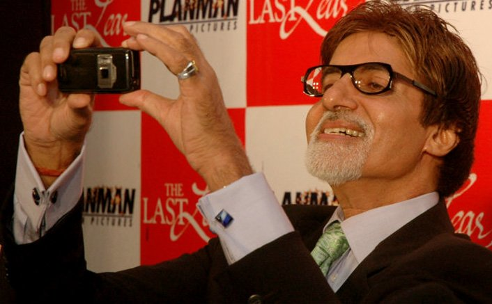 Technology has stolen the innocence of patience, time: Big B