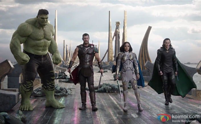 Thor Teams Up With Loki In The New Trailer Of Thor: Ragnarok & Hulk Talks