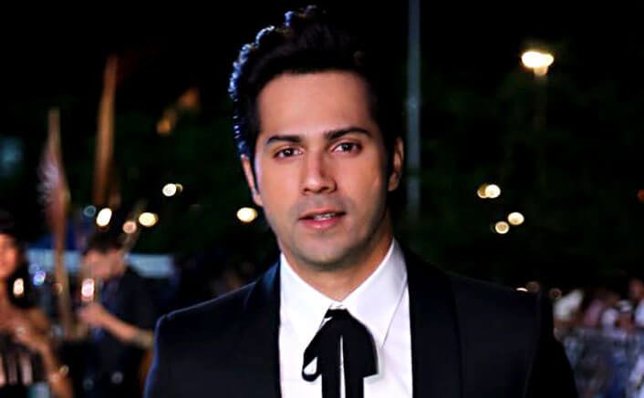 Varun Dhawan apologises for 'nepotism' barb