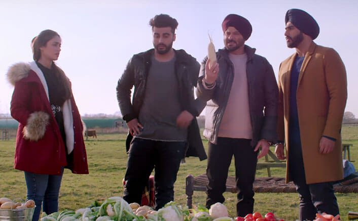 Video Alert! Trailer 2 Of Mubarakan is OUT!