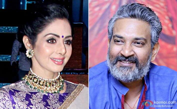 Will SS Rajamouli's Next Film Star Sridevi & Mohanlal In It?