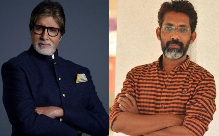 Big B to play slum soccer founder Vijay Barse in 'Sairat' director's film