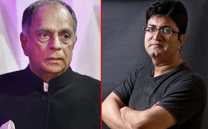 Nihalani sacked as censor board chief, Prasoon Joshi takes over